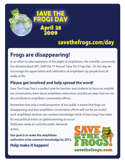 save-the-frog-day-flyer